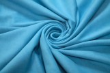 Tissu Suédine Maille Lourde Turquoise -Au Mètre