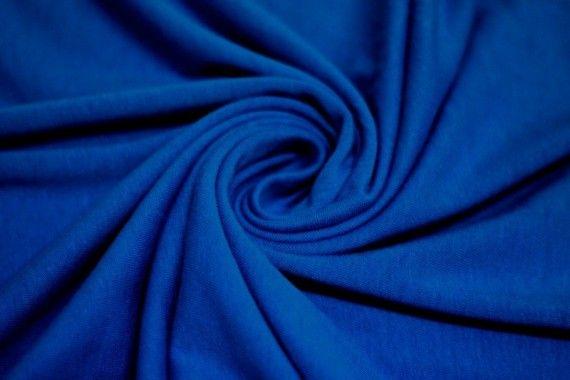 Tissu Jersey Coton Royal -Au Mètre