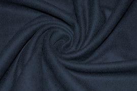 Tissu Drap de Laine Marine Coupon de 3 metres
