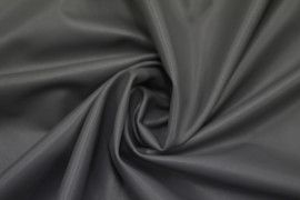 Tissu Simili Cuir Uni Gris -Coupon de 3 mètres