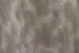 Tissu Suédine Laquée Serpent Beige -Au Mètre