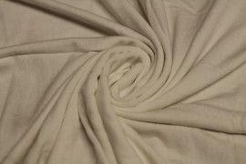 Tissu Jersey Viscose Beige Coupon de 3 metres