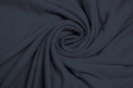 Tissu Jersey Viscose Gris Fonce Coupon de 3 metres