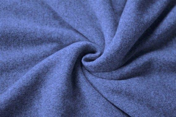 Tissu Maille Pull Blum Bleu Ciel -Coupon de 3 mètres
