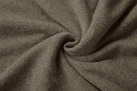Tissu Maille Pull Blum Taupe -Coupon de 3 mètres