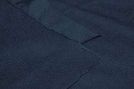 Tissu Molleton Marine -Au Mètre