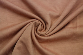 Tissu Molleton Rose -Coupon de 3 mètres