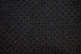 Tissu Milano Atlanta Cravate Vert/Gris -Coupon de 3 mètres