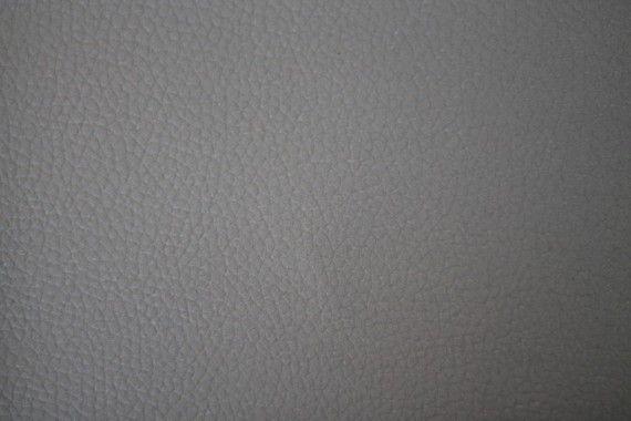 Tissu Simili Cuir Gris Souris -Au Mètre