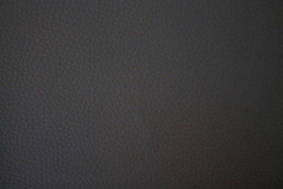 Tissu Simili Cuir Gris Anthracite -Au Mètre