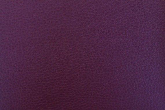 Tissu Simili Cuir Violet -Au Mètre