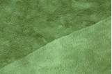 Tissu Micropolaire Doudou Uni Pistache -Au Mètre