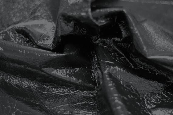Vinyl Froissé Noir