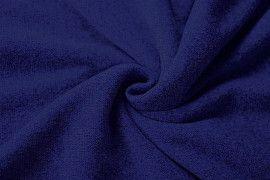 Tissu Maille Pull Blum Royal -Coupon de 3 mètres
