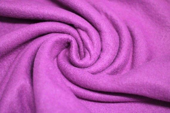 Tissu Polaire Violet -Au Mètre