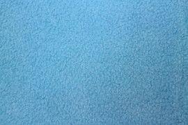 Tissu Polaire Turquoise Coupon de 3 mètres