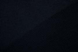 Tissu Lainage Caban Marine -Au Mètre
