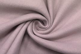 Tissu Lainage Caban Rose Pâle -Coupon de 3 mètres