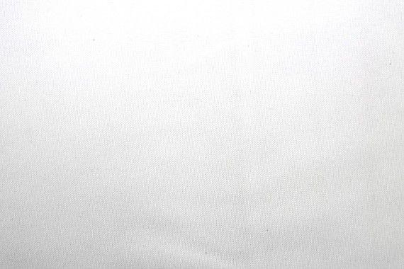 Tissu Burlington Uni 280cm Blanc -Au Mètre