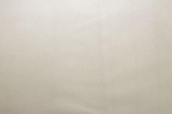Tissu Burlington Uni 280cm Ecru -Au Mètre