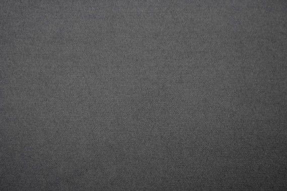 Tissu Burlington Uni 280cm Gris anthracite -Au Mètre