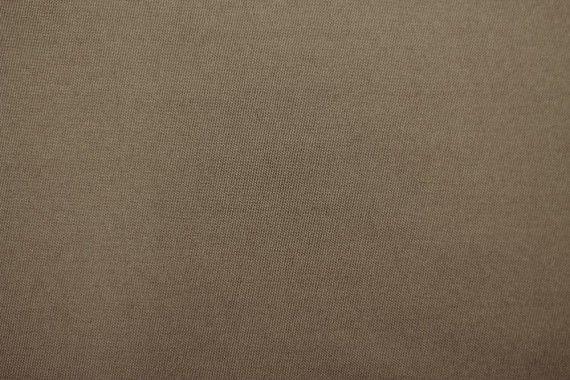 Tissu Burlington Uni 280cm Taupe -Au Mètre