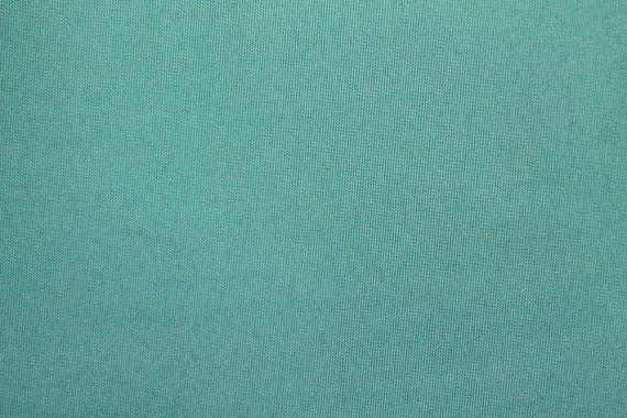 Tissu Burlington Uni 280cm Turquoise -Au Mètre
