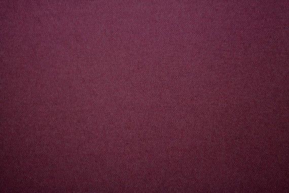 Tissu Burlington Uni 280cm Bordeaux -Au Mètre