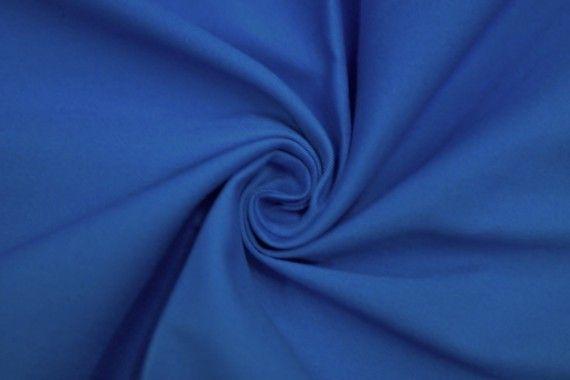 Tissu Gabardine Épaisse Royal -Coupon de 3 mètres