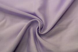 Tissu Viscose Unie Lilas -Au Metre