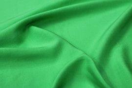 Tissu Viscose Unie Vert anis -Au Mètre