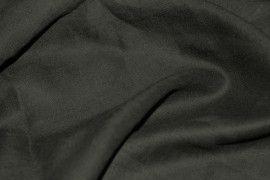Tissu Lin Uni Kaki 100% -Au Mètre