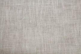 Tissu Lin Uni Naturel 100% Coupon de 3 mètres