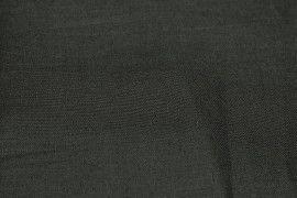 Tissu Lin Uni Kaki 100% Coupon de 3 mètres