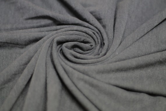 Jersey Polyviscose Gris chiné