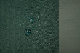 Tissu Toile Imperméable Lourde Vert -Au Mètre