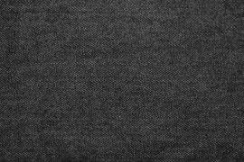 Tissu Jean Épais Noir -Au Mètre