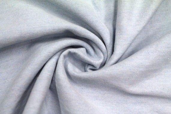 Tissu Jean Épais Bleu clair -Coupon de 3 mètres