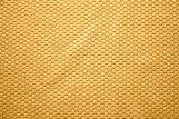 Tissu Nid d'abeille Safran -Au mètre