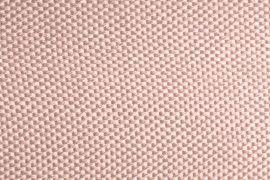 Tissu Nid d'abeille Rose pâle -Au mètre