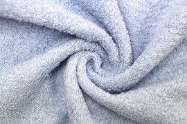 Tissu Éponge Bulky Ciel -Au Mètre