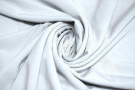 """Tissu """"Lycra"""" Pitch Blanc -Coupon de 3 Mètres"""