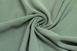 Tissu Bengaline Polyester Tilleul -Au Mètre