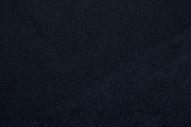 Tissu Molleton Terry Marine -Au Mètre