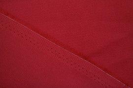 Tissu Gabardine Épaisse Rouge Carmin -Au Mètre