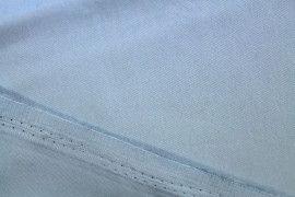 Tissu Gabardine Épaisse Bleu -Au Mètre