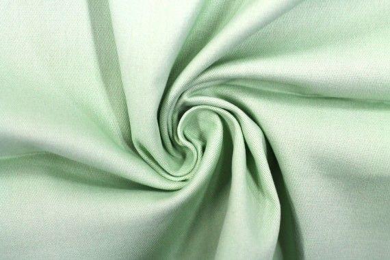 Tissu Gabardine Épaisse Vert amande -Au Mètre