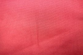 Tissu Gabardine Épaisse Corail -Au Mètre