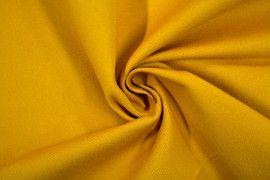 Tissu Gabardine Épaisse Safran -Au Mètre