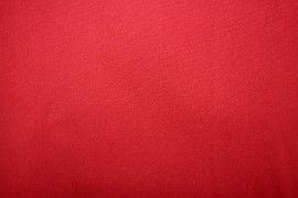 Tissu Gabardine Épaisse Rouge -Au Mètre